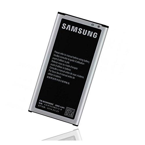 Batteria originale per Samsung Galaxy S5 SM-G900, 2800 mAh, agli ioni di litio (EB-BG900BB)