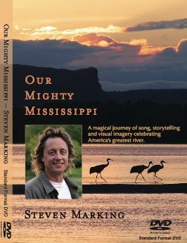 DVD Our Mighty MIssissippi Book