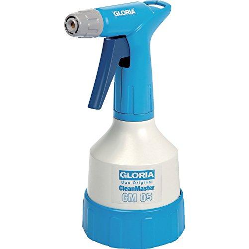 GLORIA CleanMaster CM05, Pulvérisateur à gachette professionnel de 0,5L, special produits acides