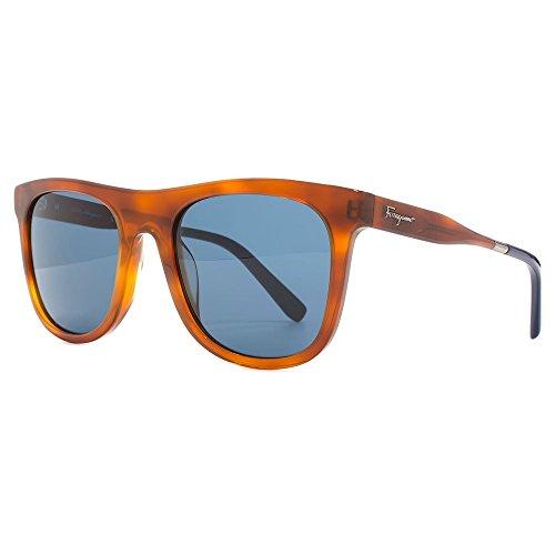 Ferragamo SF864S Gafas de sol, Multicolor (Mehrfarbig), 55.0 para Hombre