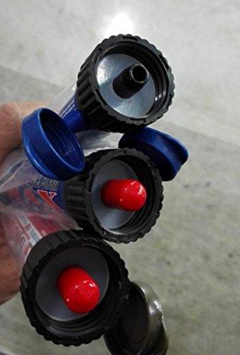 Adaptador de filtro de agua H2O Survival para la pajita de filtro de agua Travel Max o H2OLIFEGUARD