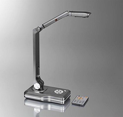 celexon Dokumentenkamera DK500 - bis Full HD - bis 100-fache Vergrößerung - Plug&Play - bis 60Hz