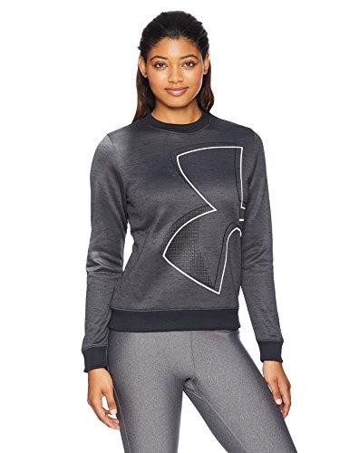 Damen Under Armour Damen Fleece Crew Word Mark Womens Synthetic Fleece Crew Word Mark