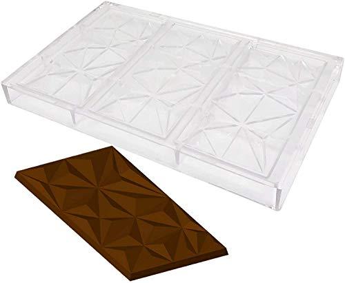 Diamond Candy Bars Maker - Stampo in policarbonato per cioccolatini