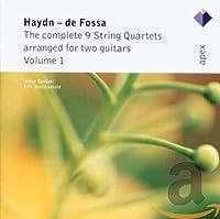 Haydn: 9 Str Qrts (Gtr Arr) 1