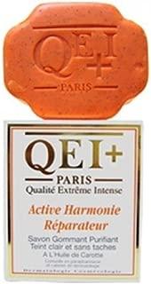 Soap Harmonie with Carrot oil by QEI+ Paris