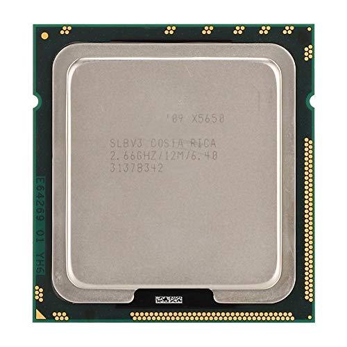 Niady CPI T, For I-n-t-e-l X-e-o-n X5650 de Seis núcleos a 2,66 GHz Doce Hilos 12M de caché CPU 1366 Versión Oficial