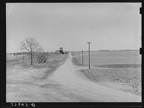 HistoricalFindings Photo: Fargo,North Dakota,ND,Cass County,Farm Security Administration,Rothstein,FSA,4