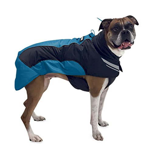 5. Front Pet Explorer Raincoat