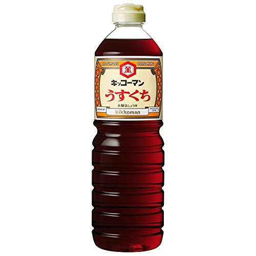 Kikkoman Salsa di Soia Usukuchil - 1000 ml