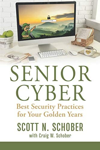 Senior Cyber Best Security Practices for Your Golden Years product image
