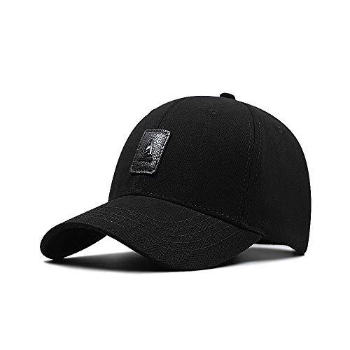 56-60cm 62-68cm Cabeza Grande Hombre Tamaño Grande Causal con Pico Sombreros Cool Hip Hop Hat Hombre Tallas Grandes Gorras de béisbol