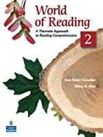 World of Reading Level 2 Student Book