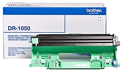 BROTHER DR-1050 Trommel schwarz Standardkapazität 10.000 Seiten 1er-Pack