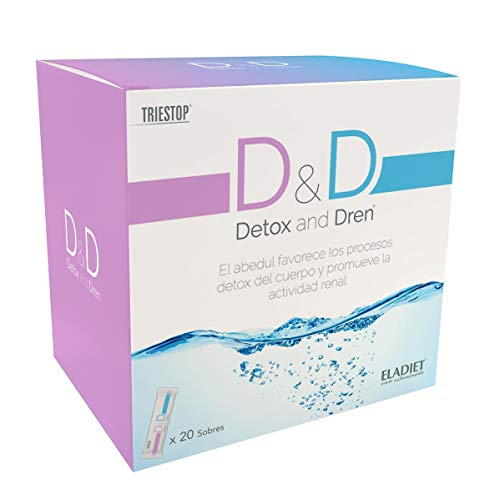 Eladiet Triestop D&D Detox And Dren 20Sticks - 1 unidad