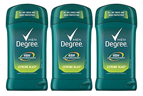 AXE Diplôme Hommes Anti-transpirant Déodorant Invisible Memory Stick Extreme souffle - 2.7 oz, Lot de 3