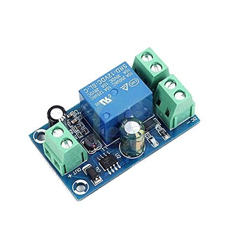 Poder -Apagado Módulo de protección Módulo de conmutación automática UPS Fuente de alimentación de la batería de Corte de Emergencia 5V 12V A 48V Tablero de Control. (Color : DC 12V-48V)