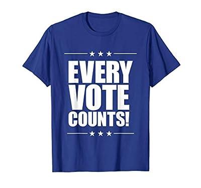 Blue Vote Tshirt | Red Vote Tshirt | Women Men 2020 T-Shirt