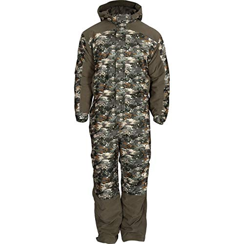 Rocky ProHunter Waterproof Insulated Camo Coveralls Size Large(RVC)