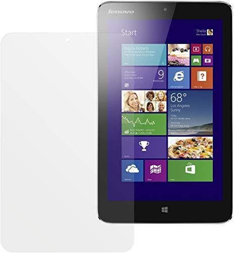 dipos I 2X Schutzfolie matt kompatibel mit Lenovo IdeaTab Miix 2 Z3740 (8 Zoll) Folie Bildschirmschutzfolie