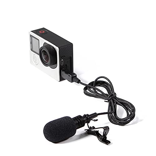 Camera Accessories FUQUANDIAN USB Micrófono de Alta fidelidad de micrófono Externo estéreo...