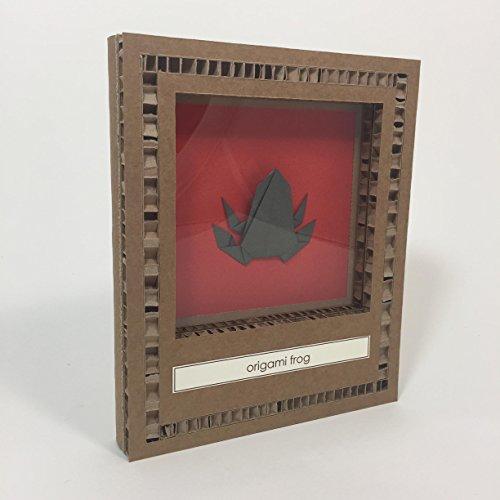 ORIGAMI - 21x25,5x3,5 cm. (Num.32)