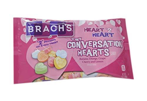 Brach's Conversation Hearts, 8oz Bag