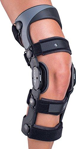 DonJoy Legend SE-4 Knee Support Brace: CI (Combined Instabilities), Left Leg, Medium