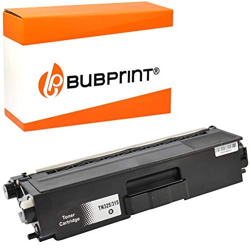 Bubprint Kompatibel Toner als Ersatz für Brother TN-325 TN-320 TN-328 für DCP-9055CDN DCP-9270CDN HL-4140CN HL-4150CDN HL-4570CDW MFC-9460CDN MFC-9465CDN Schwarz
