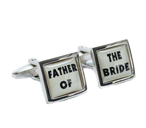 NEW père de la mariée boutons de manchette pour mariage
