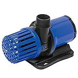 H&RB Bomba de Agua de Acuario, Bomba de Agua Sumergible para Tanque de Peces, Acuario, Bombas para fuentesEstanque Bomba para diseño de Fuentes de jardín,RS3800L
