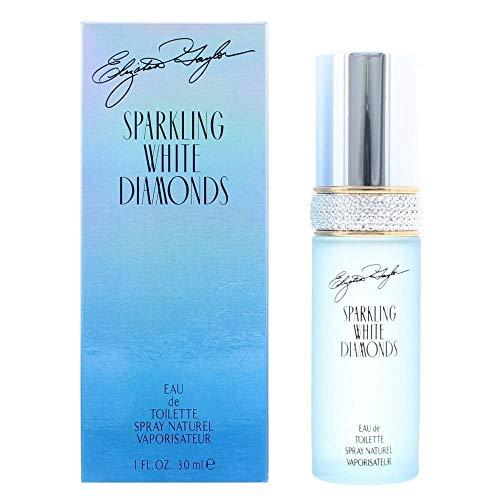 Elizabeth Taylor Sparkling White Diamonds Eau de Toilette Spray For Her, Floral, 30 ml