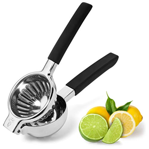 Lemon Squeezer Juicer Premium Quality Restaurant Grade Can Also Be Used As a Lime Squeezer Juicer or Orange SqueezerDurable Luxurious Easy To CleanLast Hand Juicer Citrus Squeezer You#039ll Need