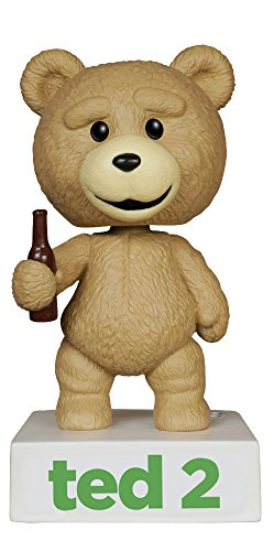 TED 2 Wacky Wobbler Wackelfigur FUNKO Ted mit Bierflasche