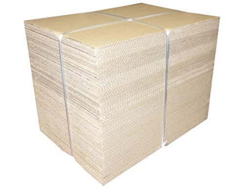 B4板ダンボールシート265×370 業務用 100枚セット