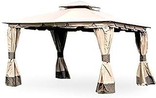 Garden Winds Replacement Canopy Monterey Gazebo - Standard 350