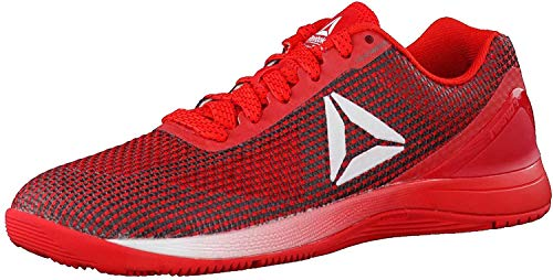 Reebok R Crossfit Nano AVY49, Zapatillas Deportivas para Interior Mujer, Rojo (Primal Red/black/white/silver), 37.5 EU