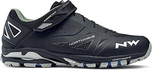 Northwave Escape Evo MTB Trekking Fahrrad Schuhe schwarz 2020: Größe: 46