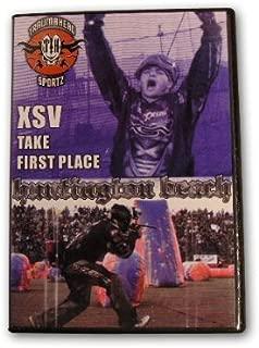 Traumahead Huntington Beach Paintball Open tournament 2006 DVD super seven 7 nppl