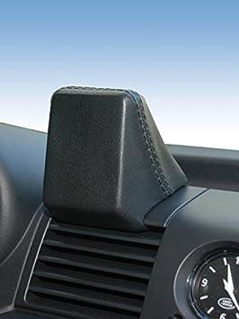 Kuda 290505 Halterung Kunstleder Schwarz Für Land Rover Elektronik