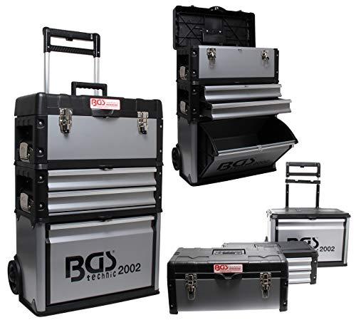 BGS 2002 | Montagewagen | fahrbar | Werkzeug-Koffer leer / rollende Werkstatt | abschließbar