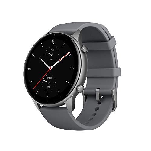 Amazfit GTR 2e Smartwatch Reloj Inteligente 90 Modos Deportivo 5 ATM Duración de la batería 25 Días Medición de la saturación de oxígeno en Sangre