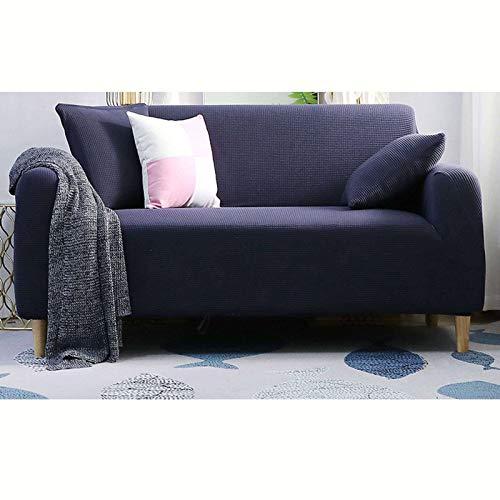 Funda impermeable elástica para sofá, suave, antideslizante, transpirable, fácil de limpiar, ideal para el salón, el niño, los gatos y los perros, de 190 a 230 cm