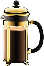 Bodum Coffee Maker Chambord, Gold, 1928-17