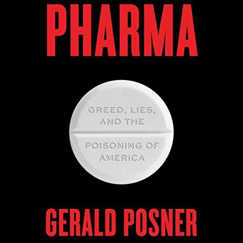Pharma cover art