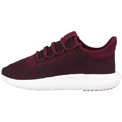 adidas Men's Tubular Shadow Fitness Shoes, Red (Granat/Grivap/Ftwbla 000), 9 UK