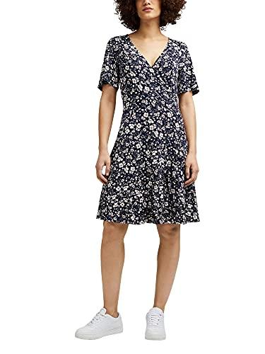 ESPRIT Millefleurs-Kleid aus LENZING™ ECOVERO™