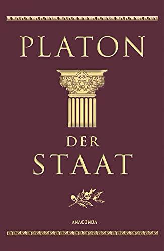 Platon, Der Staat (Cabra-Lederausgabe)