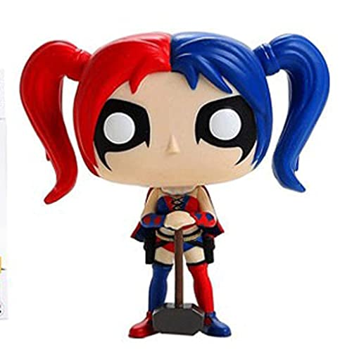 Jokoy Funko Pop DC Heros #121 Harleen Quinn Hot Topic with Pop Original Box Chibi