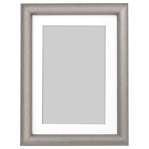 SILVERHÖJDEN ram 13 x 18 cm silverfärgad